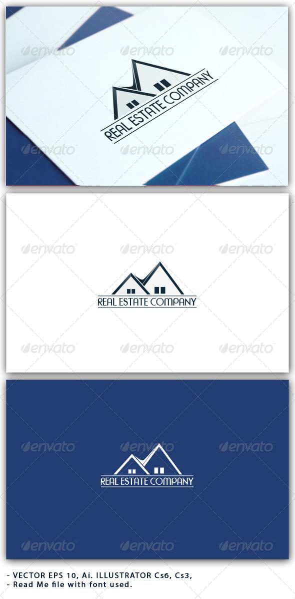 GraphicRiver Real Estate Company 4838459