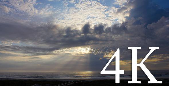 Ocean Sunrise Timelapse