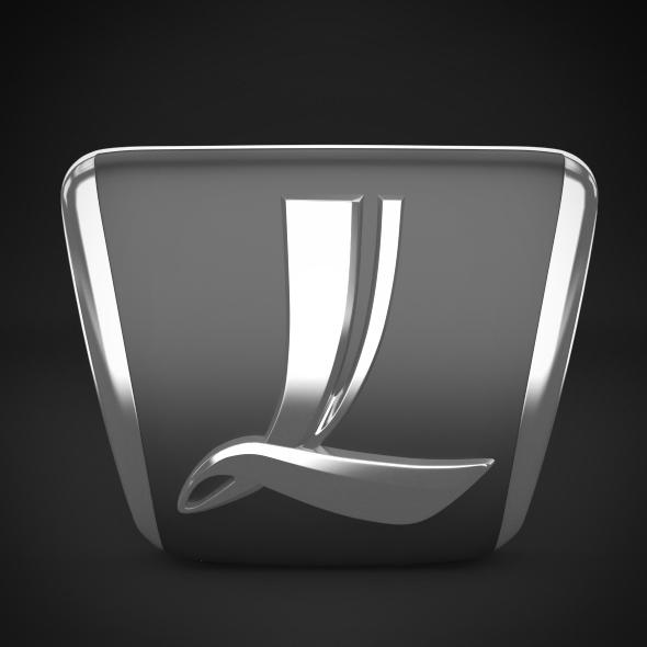 3DOcean Luxgen Logo 4862321