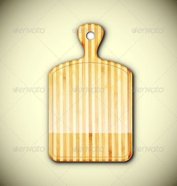 GraphicRiver Cutting Board 4862381