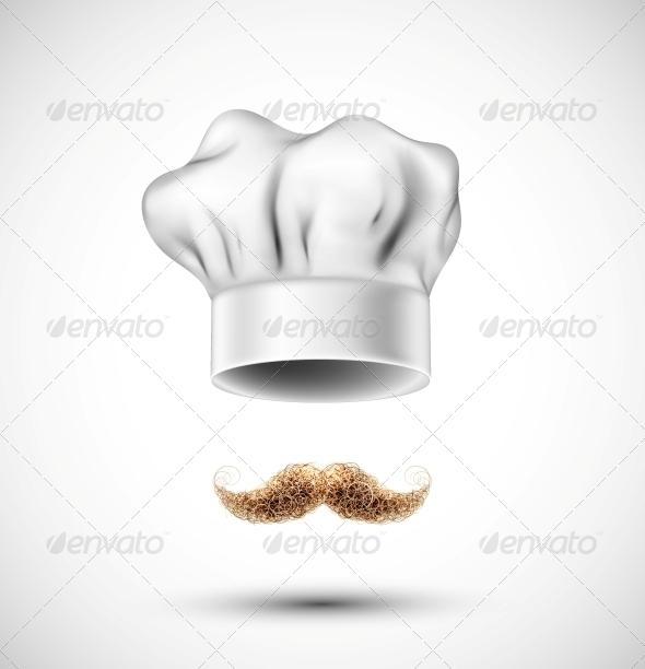 GraphicRiver Accessories Cook 4862411