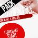 Flowchart Diagrams Pack - VideoHive Item for Sale