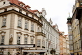 A Prague street in the Czech Republic - PhotoDune Item for Sale