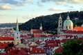 Red rooftops of Prague in the Czech Republic - PhotoDune Item for Sale
