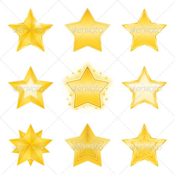 GraphicRiver Stars 4862559