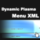 Dynamic Plasma Menu XML - ActiveDen Item for Sale