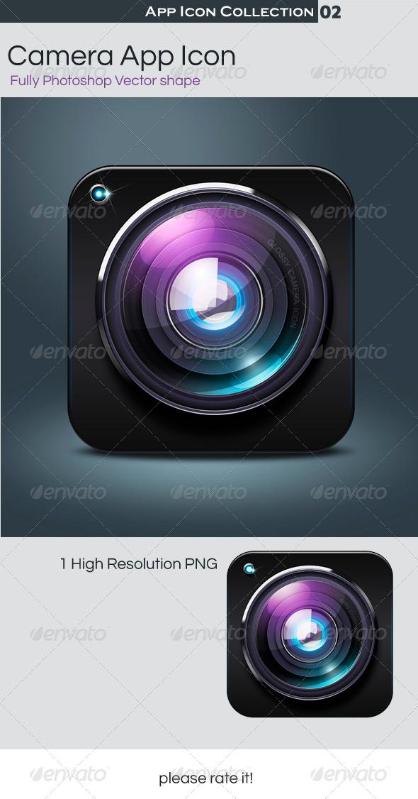 Camera App Icon - Icons