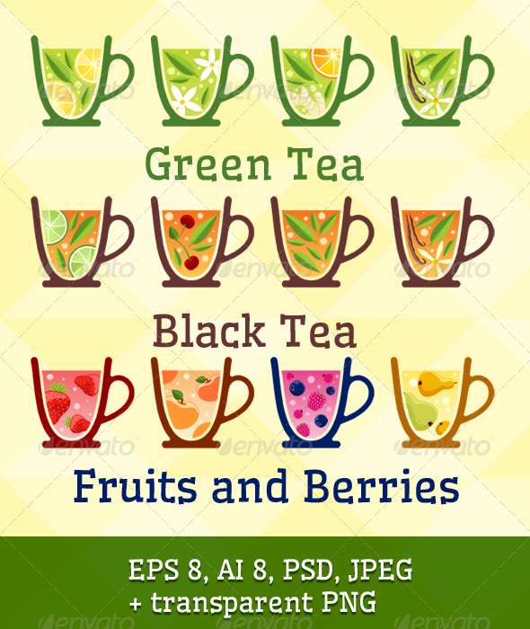 GraphicRiver Tea 4864461