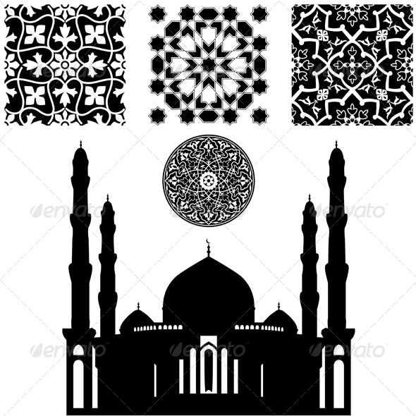 GraphicRiver Islamic Pattern 4864750