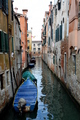Venice street canal view - Italy - PhotoDune Item for Sale
