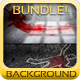 crime stage backgrounds bundle