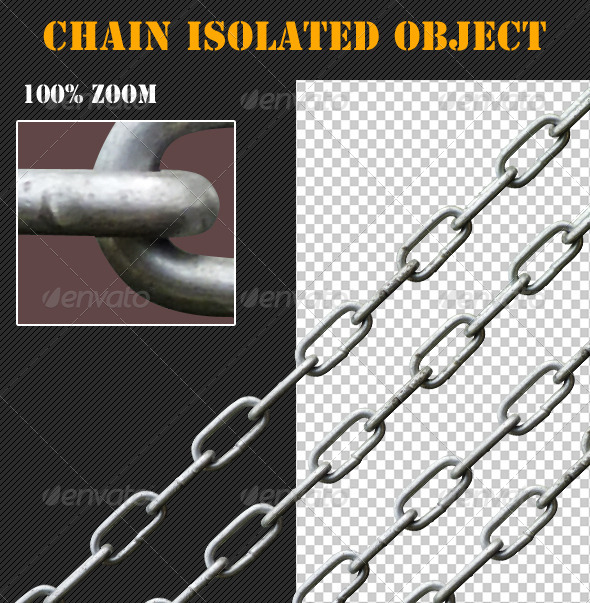 Chain Isolated Object