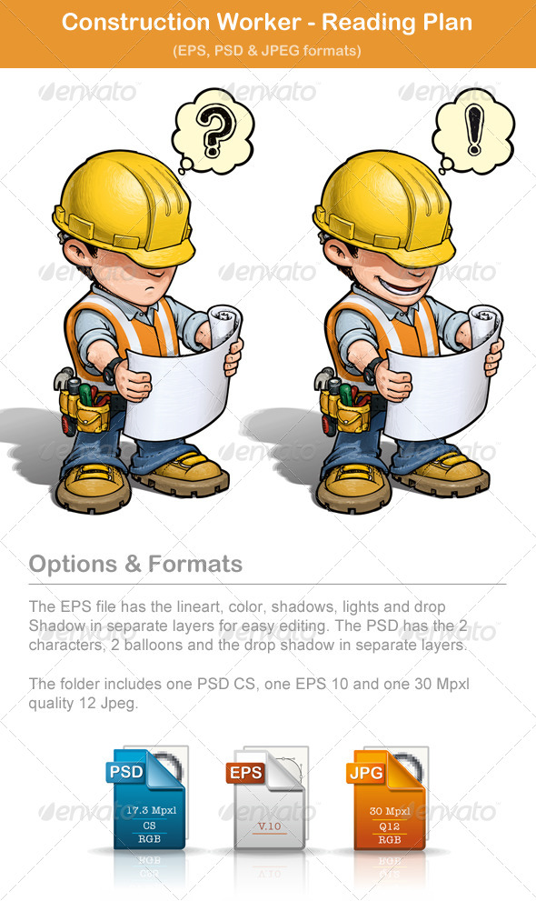 Construction Worker Reading Plan
