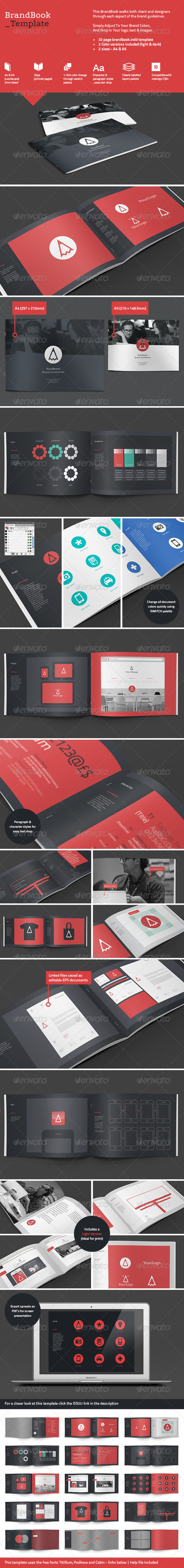 GraphicRiver BrandBook 4806571