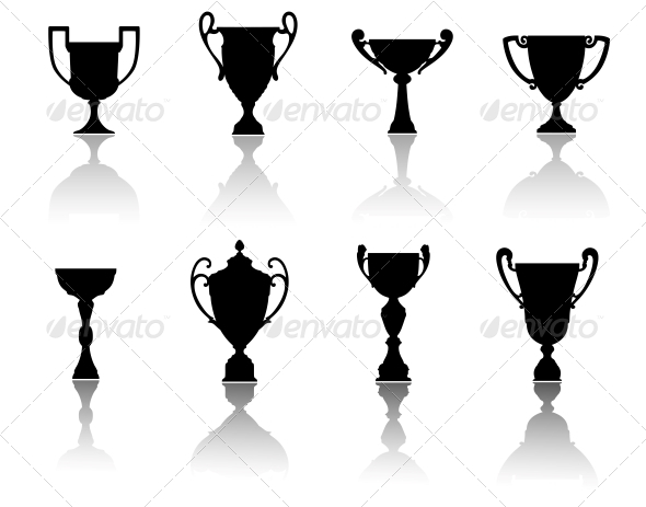 GraphicRiver Sport Cups and Awards 4869462
