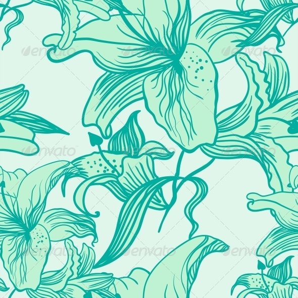 GraphicRiver Abstract Elegance Seamless pattern 4869555