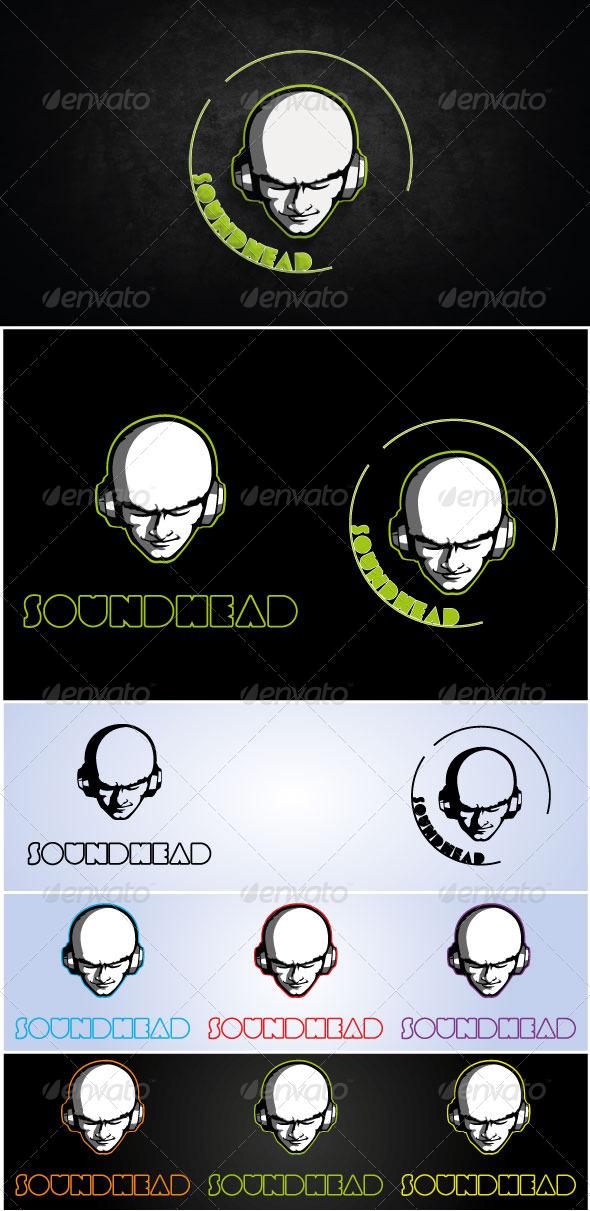 GraphicRiver Soundhead 4841399