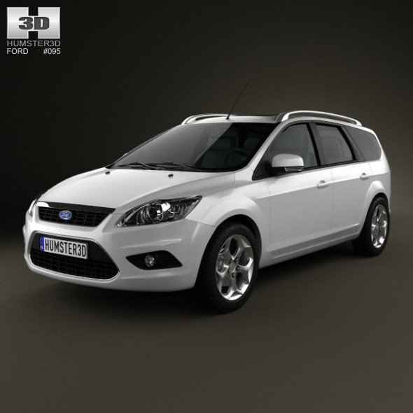 Ford Focus estate 2008