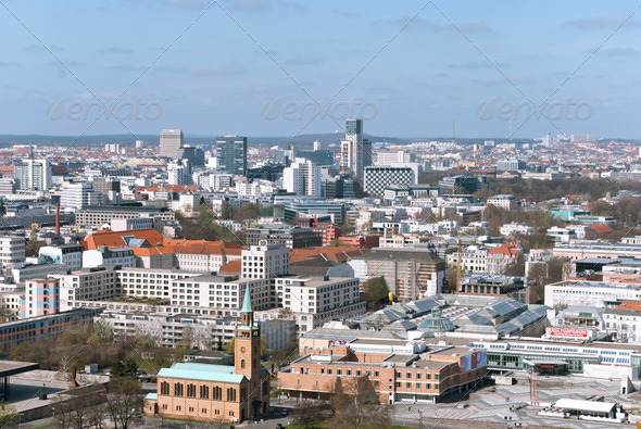 Berlin - Stock Photo - Images