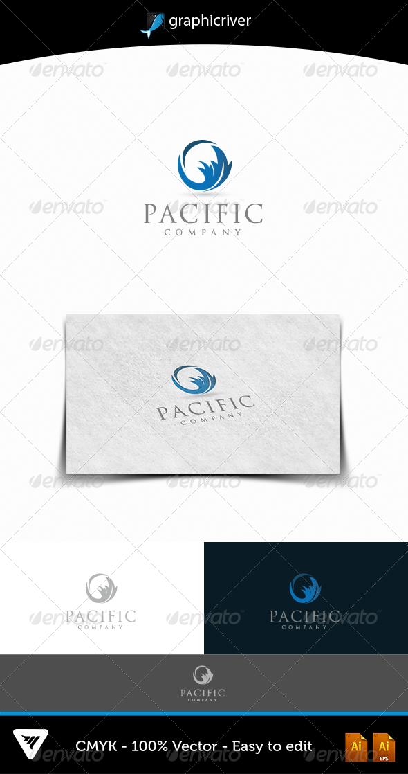GraphicRiver Pacific Logo 4852556
