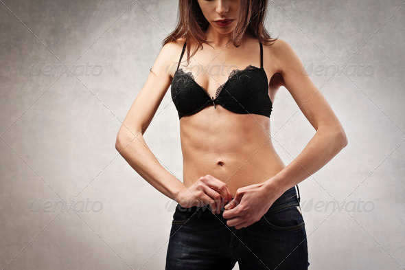 undress - Stock Photo - Images