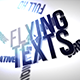 Flying Texts