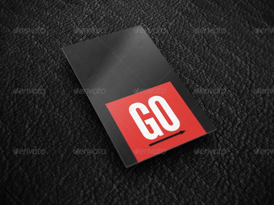 Go business card by rafaeloliveira graphicriver for Go business cards
