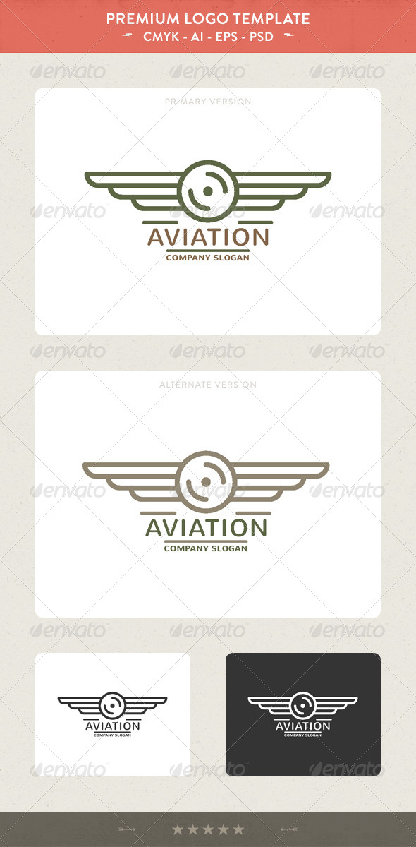 GraphicRiver Aviation 4835080