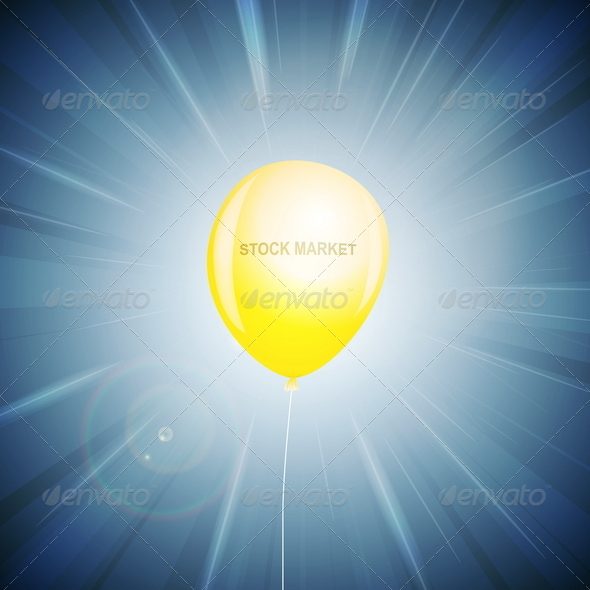 GraphicRiver Balloon 4875502