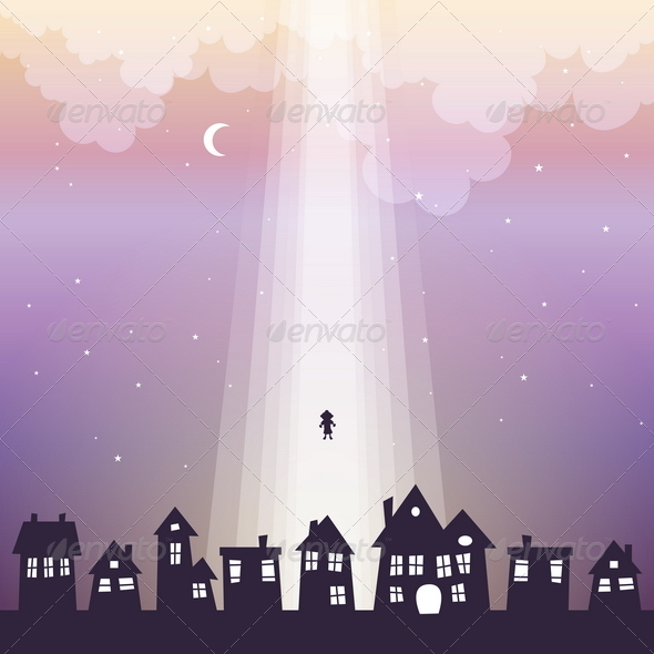 GraphicRiver Going to Heaven 4875760