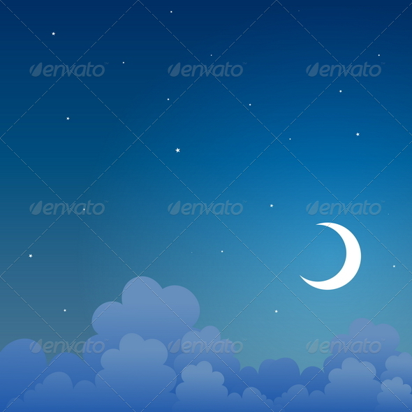 GraphicRiver Good Night 4875940
