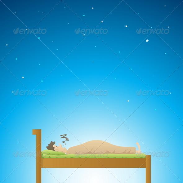 GraphicRiver Good Sleep 4875945