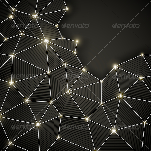 GraphicRiver Abstract Geometric Background 4876182