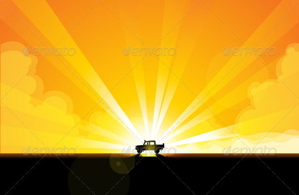 GraphicRiver Offroad Adventure 4878392