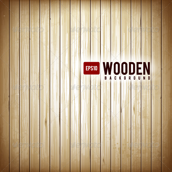 GraphicRiver Wooden Plank Background 4878753