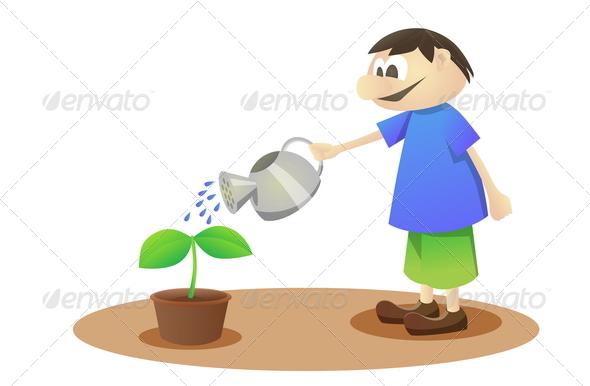 GraphicRiver Plant a Plant 4879673
