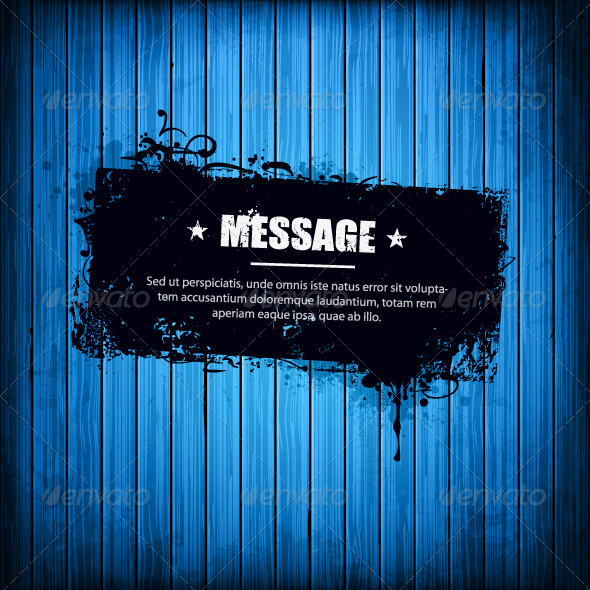 GraphicRiver Grunge Banner 4879796