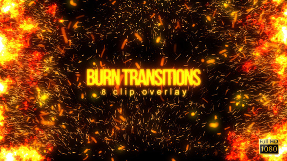 Burn Transitions
