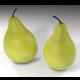 2 Pears  3D