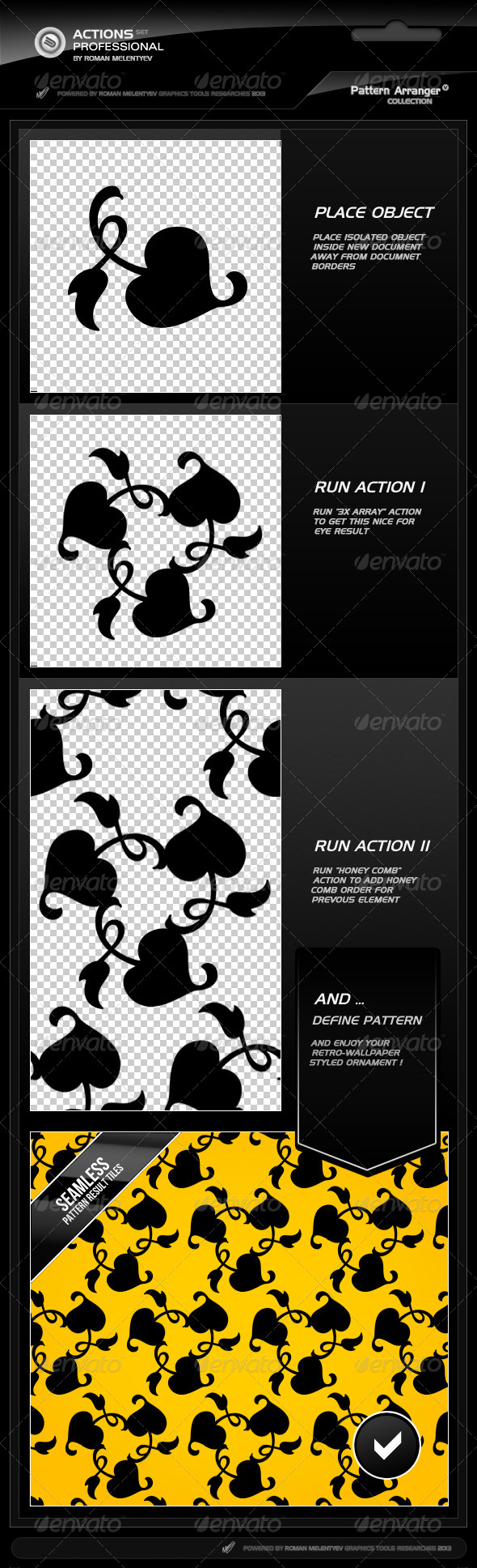 GraphicRiver Pattern Element Arranger 4880305
