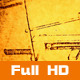 Leonardo's Da Vinci Engineering Drawing 10 - VideoHive Item for Sale