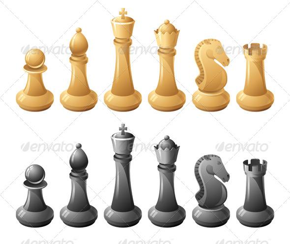GraphicRiver Chess 4880579