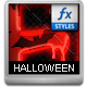 Halloween Layer Styles Pack