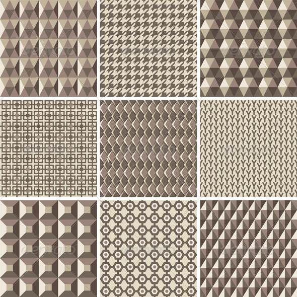 GraphicRiver Seamless Patterns 4880769