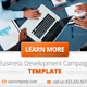 Business Corporate Web Banners - GraphicRiver Item for Sale
