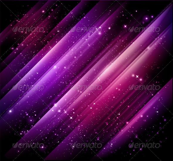 Abstract Lights Purple Background Vector Jpg
