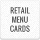 Retail Menu Cards for WordPress - CodeCanyon Item for Sale