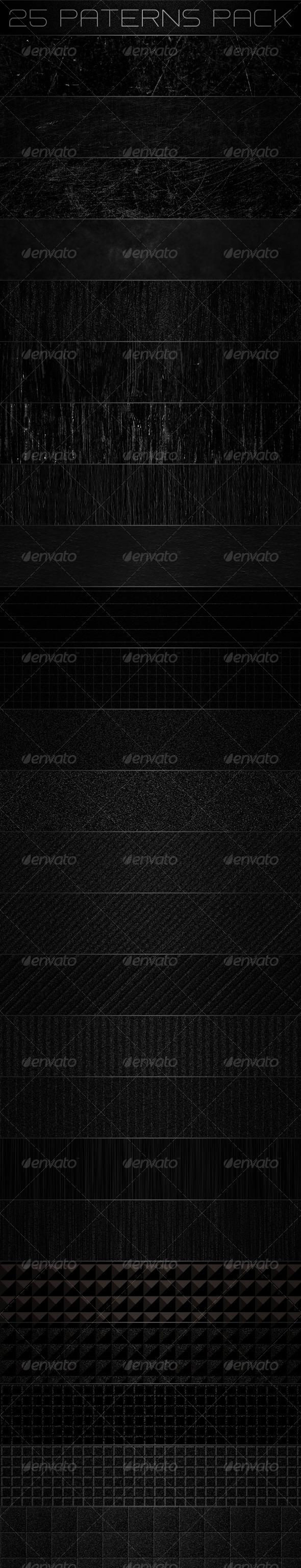 GraphicRiver Dark Patterns 503964