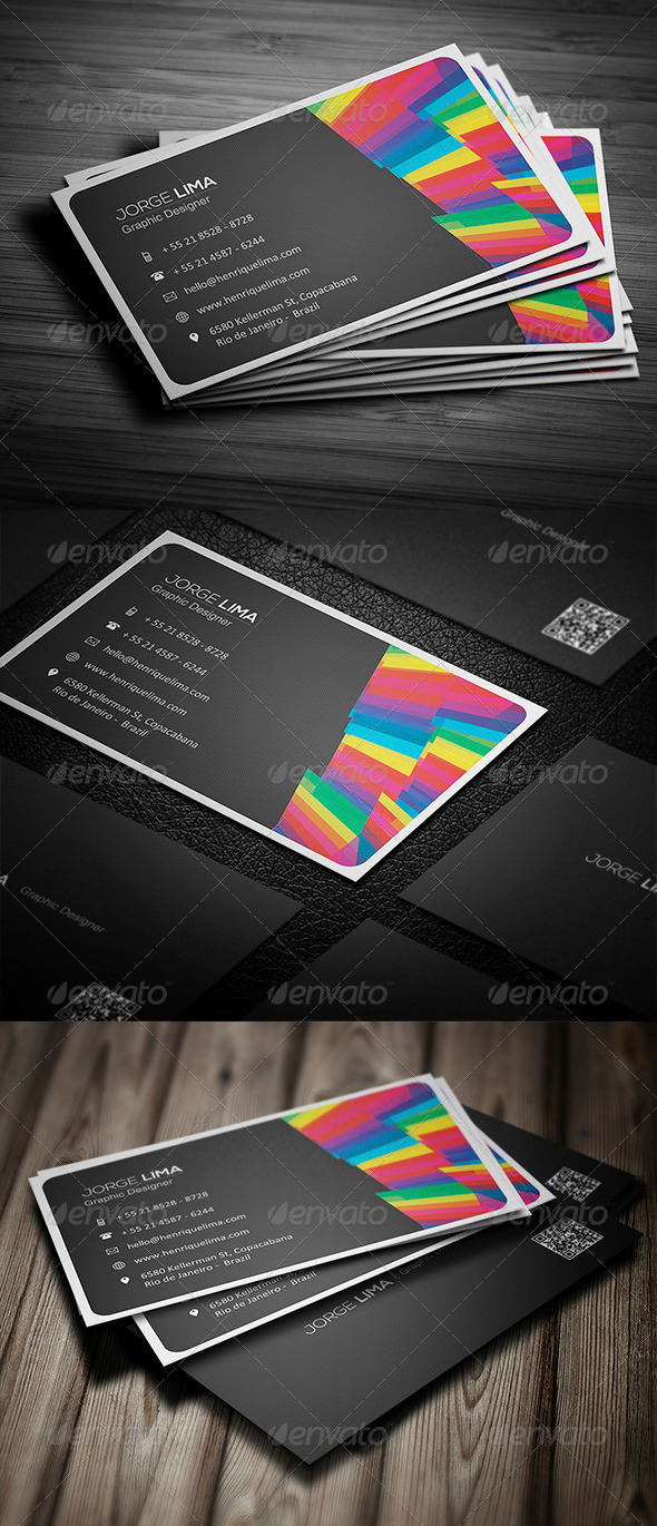GraphicRiver Creative Business Card 003 4882138