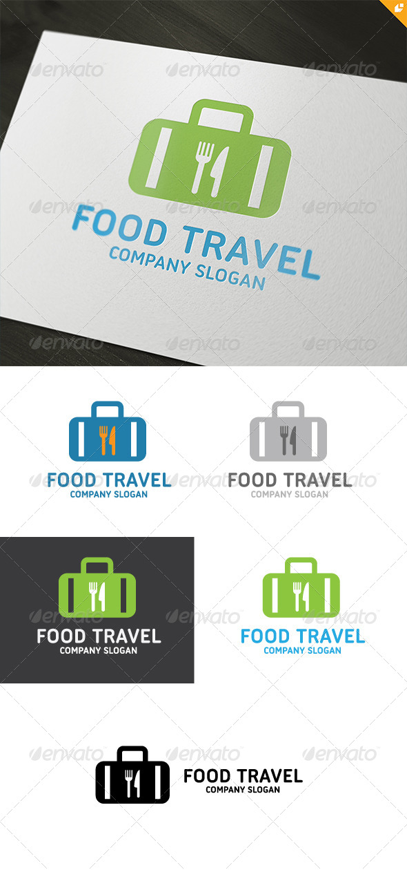 GraphicRiver Food Travel 4882443